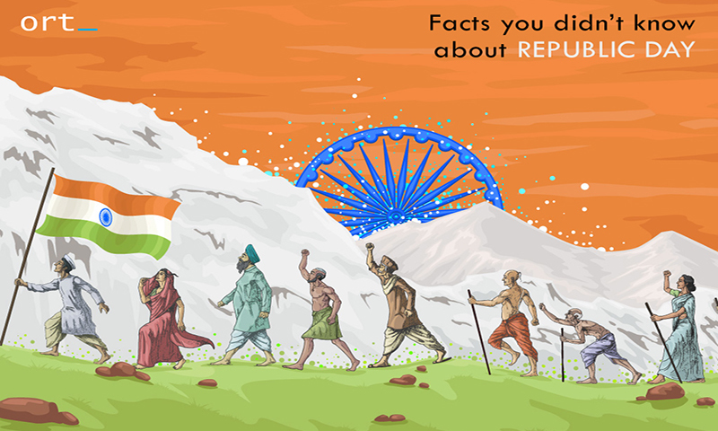 Facts about Republic Day you did not know !!