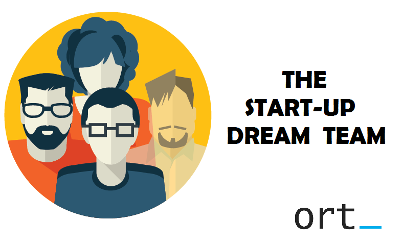 Planning to start a start-up? Here are the people you need to have in your dream team!